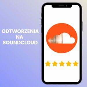 Odtworzenia Utworu SoundCloud