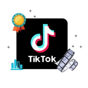 MegaLajki.pl - Serduszka, Wyświetlenia, obserwujący TikTok