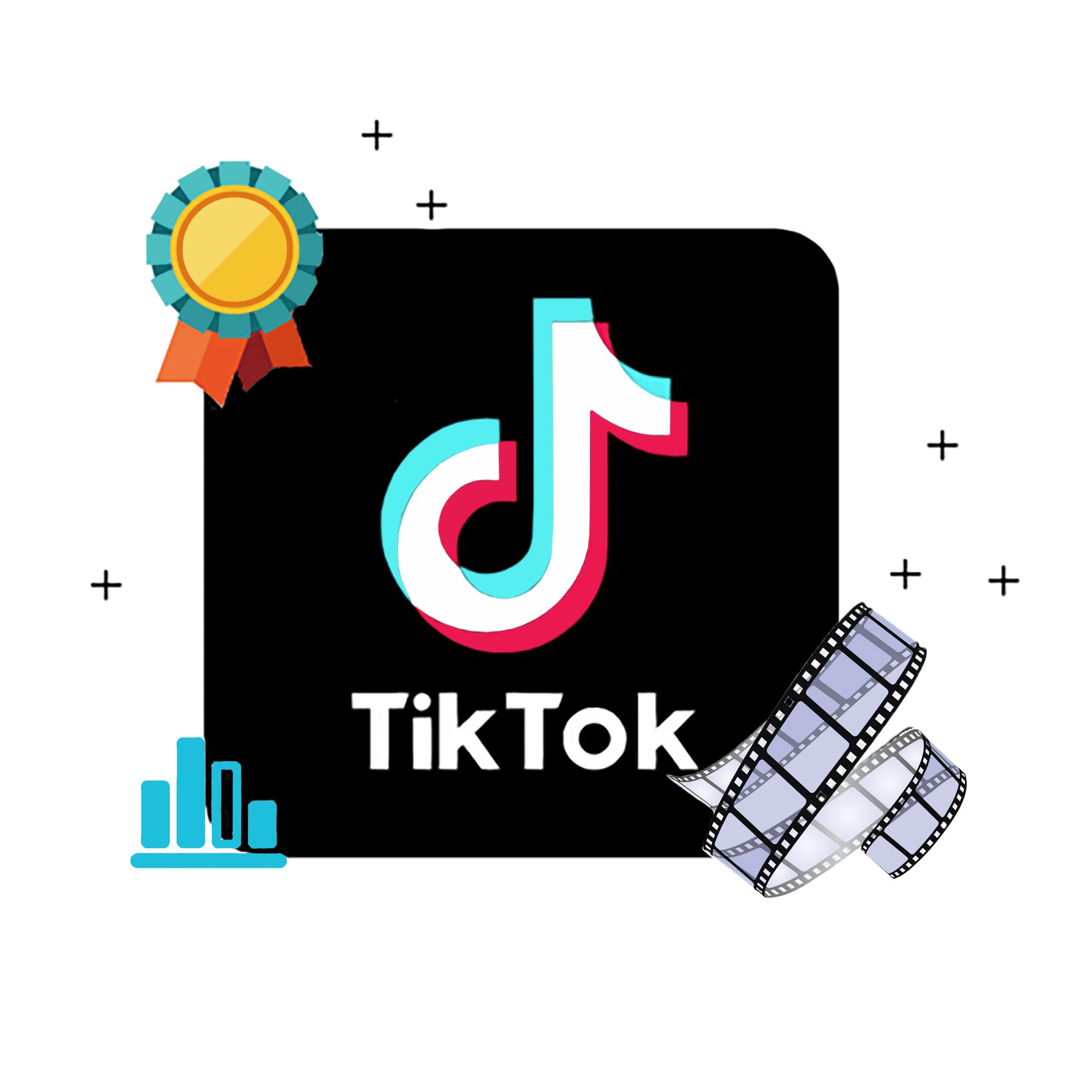 MegaLajki.pl – Serduszka, Wyświetlenia, obserwujący TikTok