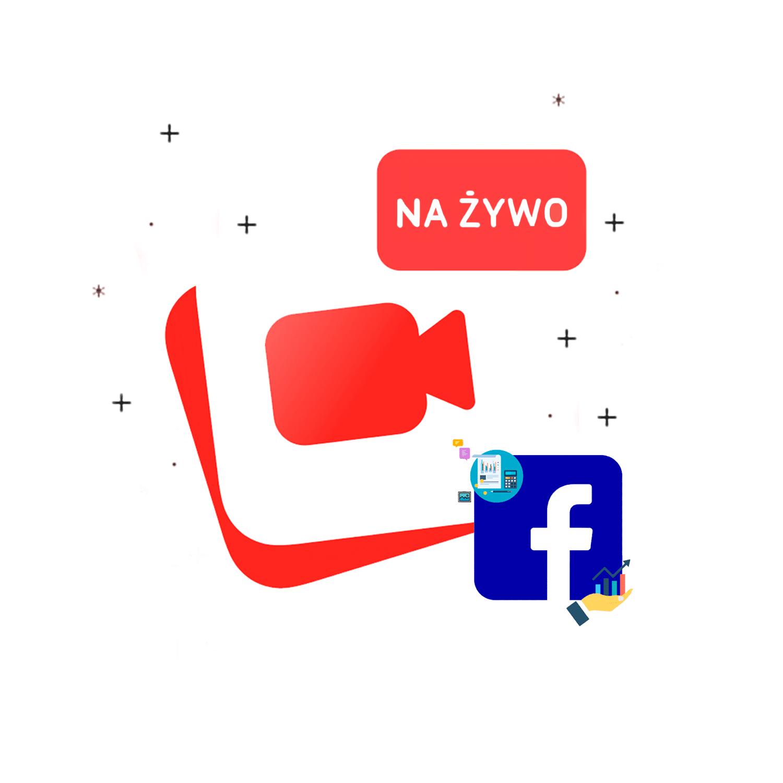 Widzowie Live Facebook